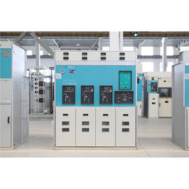 China Gas Insulated Rmu Medium Voltage Switchgear 24kv 22kv For High Rise Buildings factory