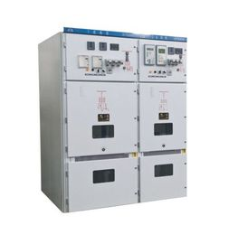 China Mid Mounted AC Power Safety Electrical Switchgear / Middle Voltage Switchgear 1E Class KYN44A-12 factory