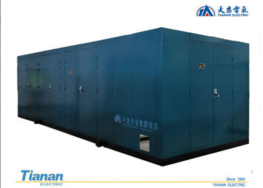 China Oil Compact Transformer Substation 2000kva For Power Transmission / Supply distributor