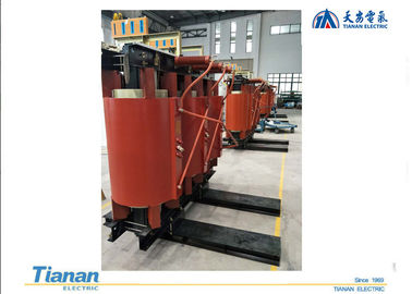 China Scb Series Outdoor Dry Type Transformer 35kv With An / Af Cooling Mode factory