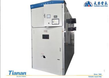 China Indoor 40 . 5 KV High Voltage Switchgear Cubicle For Power Distribution factory