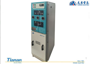 China 12kv Medium Voltage Switchgear , Electrical Solid Insulation Mv Switchgear Rmu factory