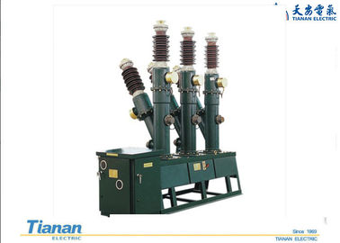 China 40.5KV Outdoor Frame - Type SF6 Circuit Breaker / High - Speed Air Circuit Breaker factory