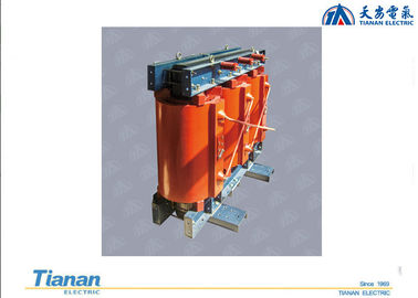 China Resin Casting Dry Type Electrical Transformers 6 - 35 Kv Natural Air Cooling distributor