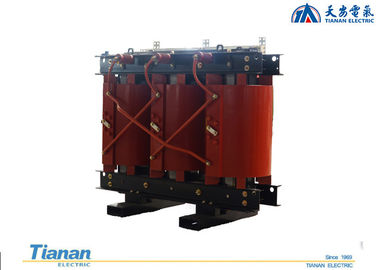 China 11 KV  Cast Resin Dry Type Distribution Transformer / Step Down Transformer distributor