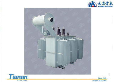 China On - Load Tap Changer Oil Immersed Distribution Transformer 33 Kv 5000kva distributor