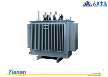 10 ~ 35KV Oil - Immersed Electrical Distribution Power Transformer