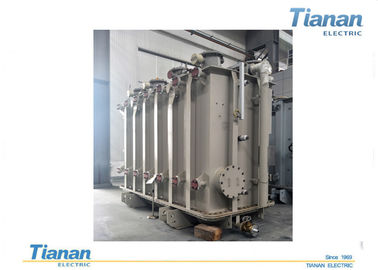 China 50MVA Three Phase Transformer Anti - Shortcut , Outdoor Oil Transformer factory