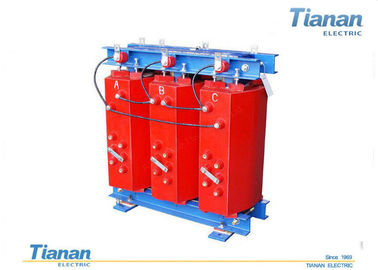 China Scb 10kv Three Phase Cast Resin Dry Type Distribution Transformer Indoor Type factory