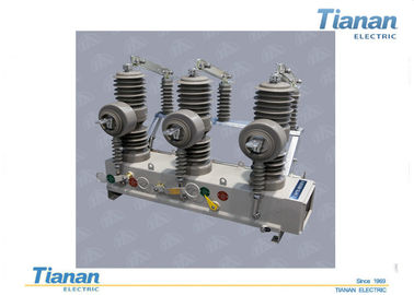 China 12kv / 24kv Three Phase Hv Vacuum Circuit Breaker Light Weight For Outdoor factory