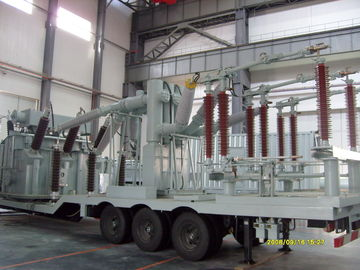 China 16kv Prefabricated Mobile Transformer Substation Electrical Power Substation factory