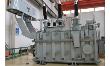 China 10 - 35kV Oil Immersed three Phase Power Transformer Electrical OLTC factory